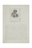 Farinelli  Engraved by Henry Adlard (Fl1828-69)  C1830