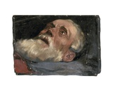 Head of an Old Man (Study) 1882