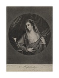 Miss Fordyce  Engraved by Richard Purcell (AKA Charles or Philip Corbutt  Fl1746-66)  C1770