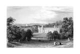 Audley End  Essex  Engraved by Henry Adlard  1832