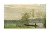 The Punt  1870