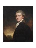 Portrait of Andrew Berkeley Drummond  1781