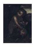The Infant St John the Baptist