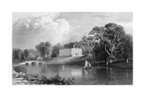 Rivenhall Place  Essex  Engraved by John Carr Armytage  1831