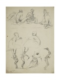 Group of Sketches  1851