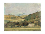 A View Near Arundel  1837