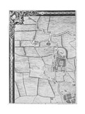 A Map of Marylebone  1746