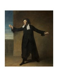 Charles Macklin as Shylock in Shakespeare's 'The Merchant of Venice'  Covent Garden  C1768