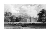 Bell House  Aveley  Essex  Engraved by John Carr Armytage  1832