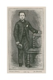Henry Arthur Jones  Playwright  Aged 13