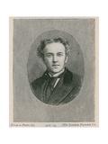 Henry Arthur Jones  Playwright  Aged 19