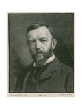 Henry Arthur Jones  Playwright  Aged 40