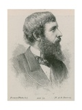 Henry Arthur Jones  Playwright  Aged 32