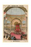 The Exhibition Galop by T Browne
