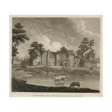 View of the Pest Houses at Tothill Fields  London