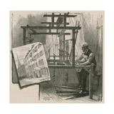 The Weavers of Spitalfields