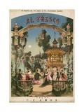 Al Fresco Polka  Musical Score