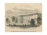 Orphan Working School  in Maitland Park  Haverstock Hill