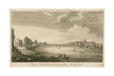 View of Putney and Fulham from Mr Vanneck's