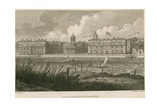 View of Greenwich Hospital  London
