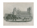 General View of Westminster Abbey