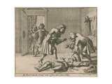 The Murder of the Earl of Essex in the Tower of London in 1683