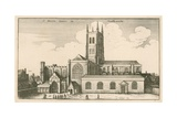 St Saviour's Church  Southwark  London