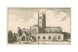 St Saviour's Church  Southwark  London