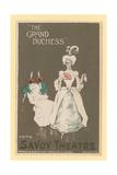 The Grand Duchess  the Savoy Theatre  London
