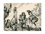 The Landing of the Prince of Orange at Brixham