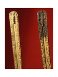 Among the Most Important Pieces of the Aztec Warrior's Equipment Was His Atlatl or Spear Thrower