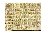Codex Cospi - Magical Calendar