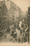 Savoy Hotel and Hotel Cecil  Strand  London