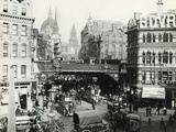 Holborn Viaduct  London  C 1900