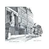 Queen Anne's Gate  London