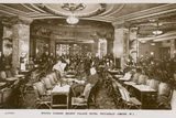 Winter Garden  Regent Palace Hotel  Piccadilly Circus  London