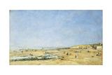 Trouville  General View of the Beach; Trouville  Vue Generale De La Plage  1890