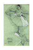 Study of a Dancer; Etudes De Danseuse