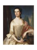 Portrait of a Woman  1755