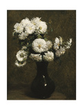 Chrysanthemums; Chrysanthemes  1871