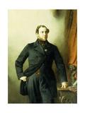 Portrait of Dr  1853