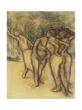 Dancing-Girls; Les Danseuses