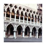 Gallery at the Doges' Palace  Venice