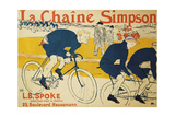 The Simpson Chain; La Chaine Simpson  1896