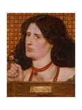 Regina Cordium - Portrait of Ellen Heaton  1861