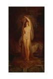 An Allegorical Female Figure