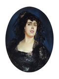 Portrait of Anne Pelterson-Norrie  1889