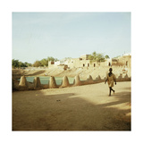 A View of the Old Part of Kano  One of the Major Hausa-Fulani City States of Northern Nigeria