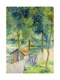 In the Garden; Dans Le Jardin  1899