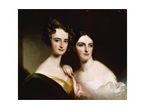 The Mc Ilvaine Sisters  1834
